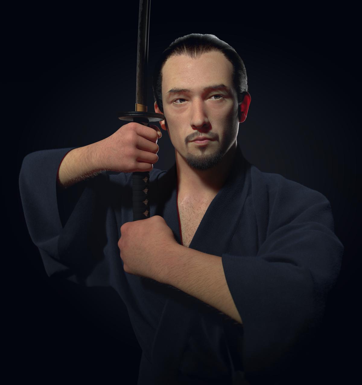 Samurai4k