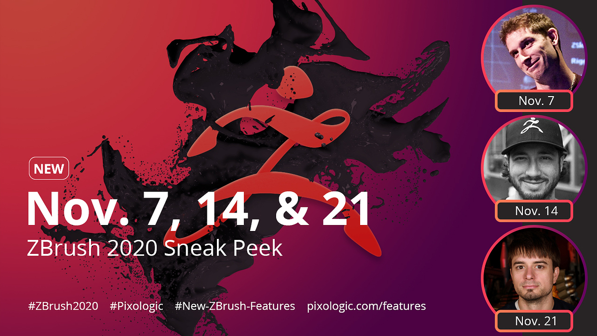 ZBrush2020%20Annoucement%20Streams