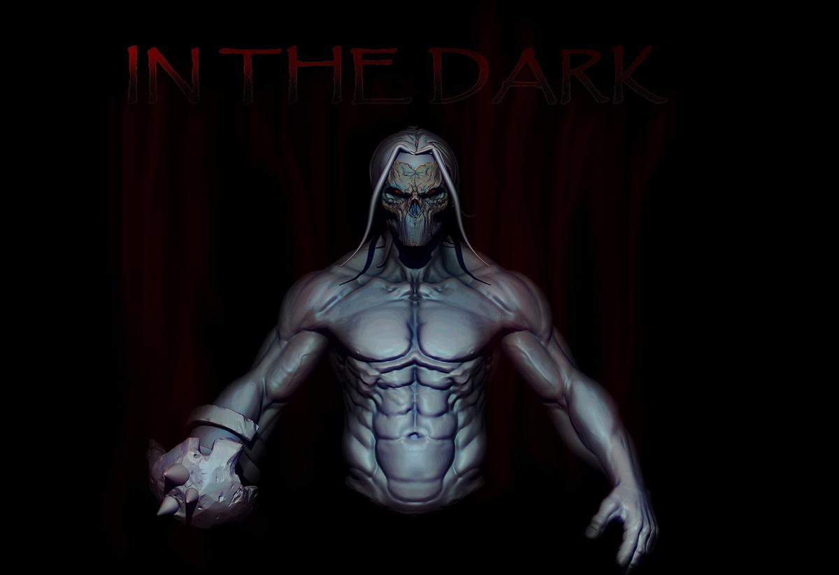 dark in side