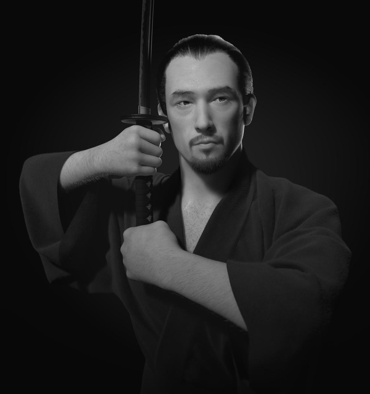 Samurai4k_BW