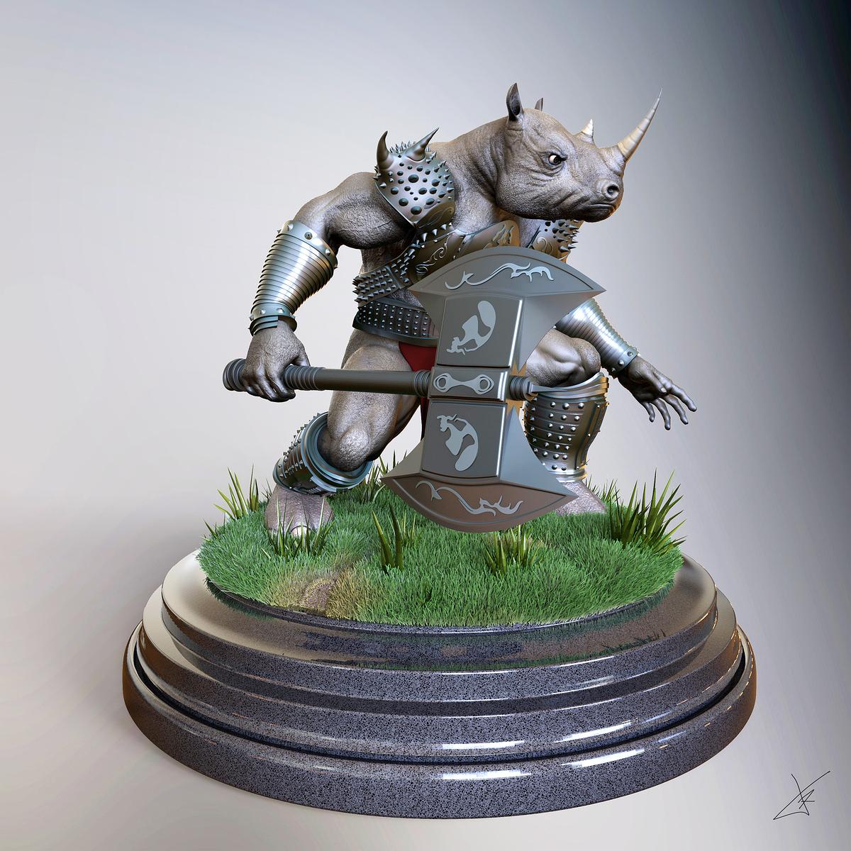 RhinoWarrior4
