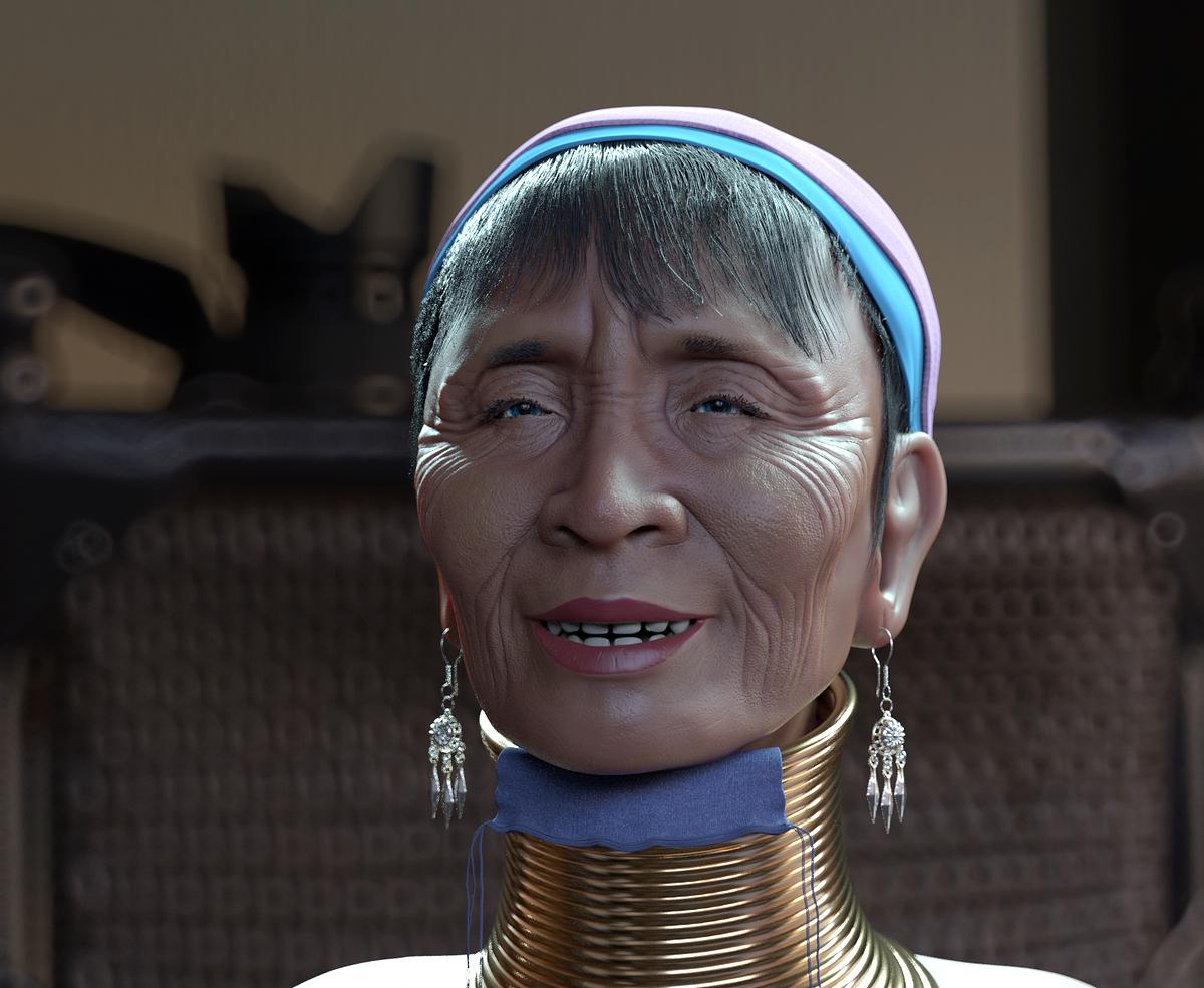 BurmeseWoman_WIP3