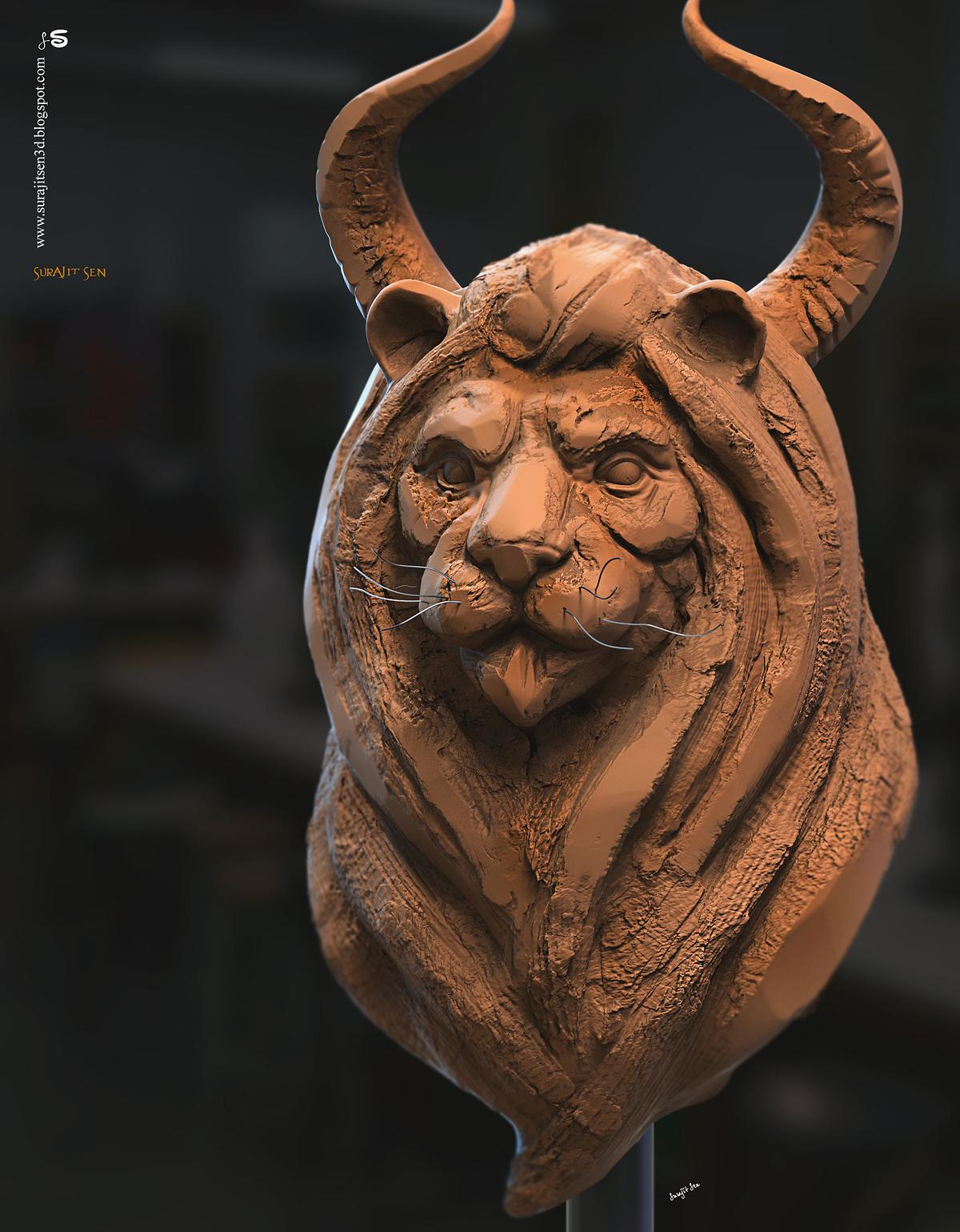 Calygrey2.0_Digital_Sculpture_SurajitSen_June2020AA