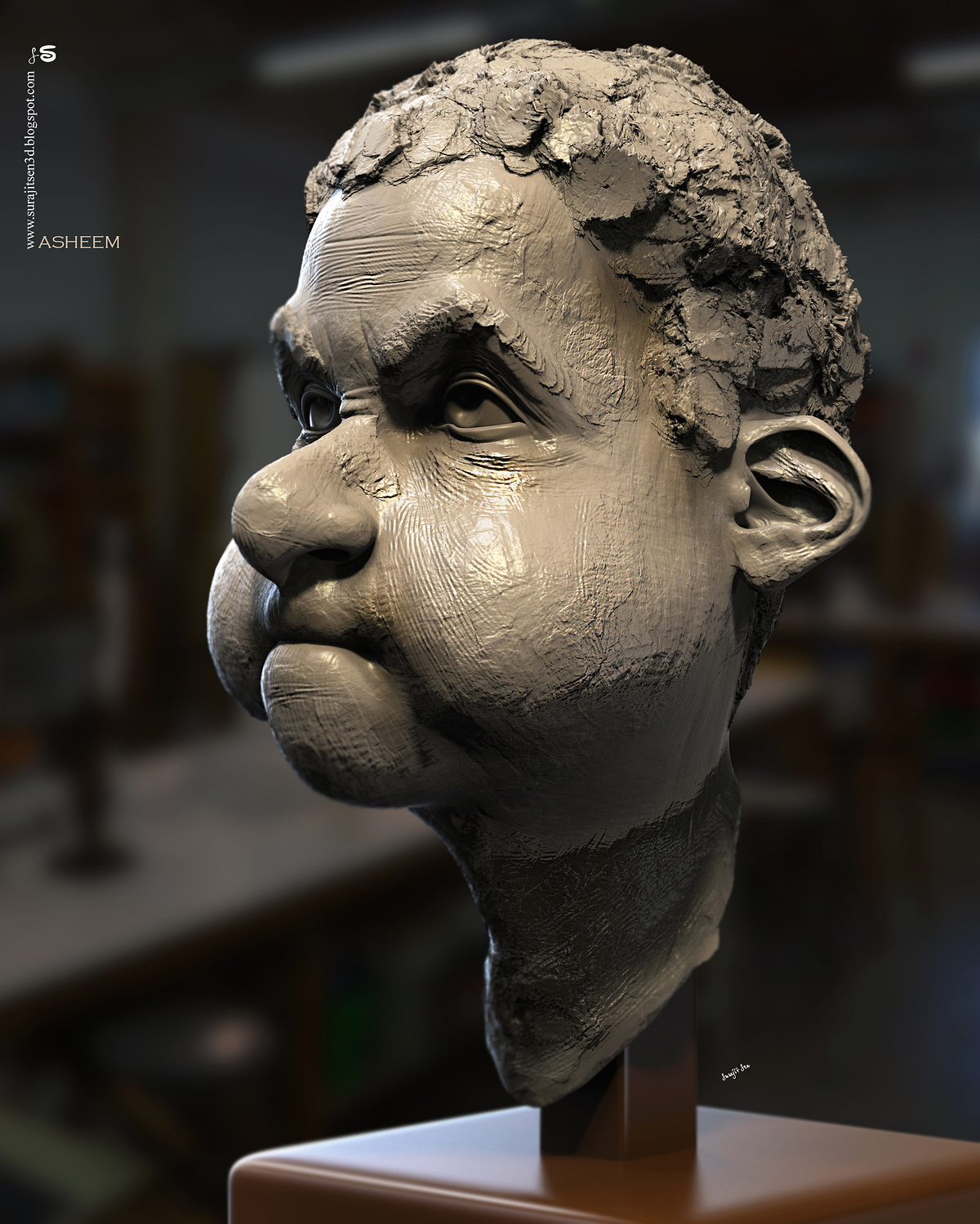 Asheem_Digital_SCulpture_SurajitSen_Aug2020A