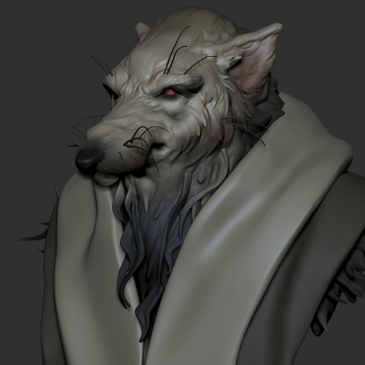 Wolf_zbrush3