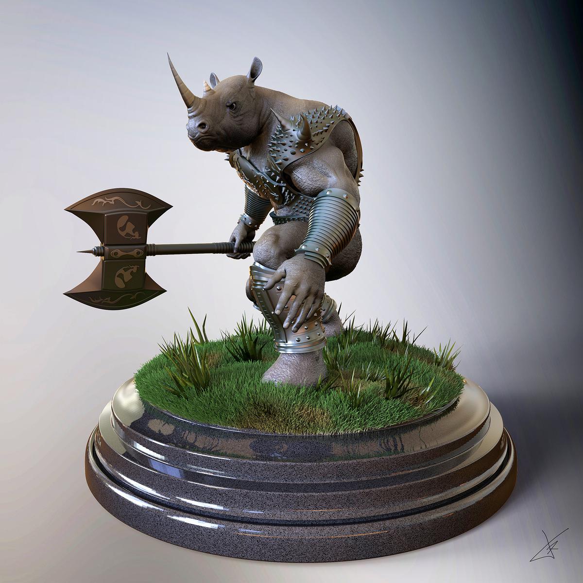 RhinoWarrior5