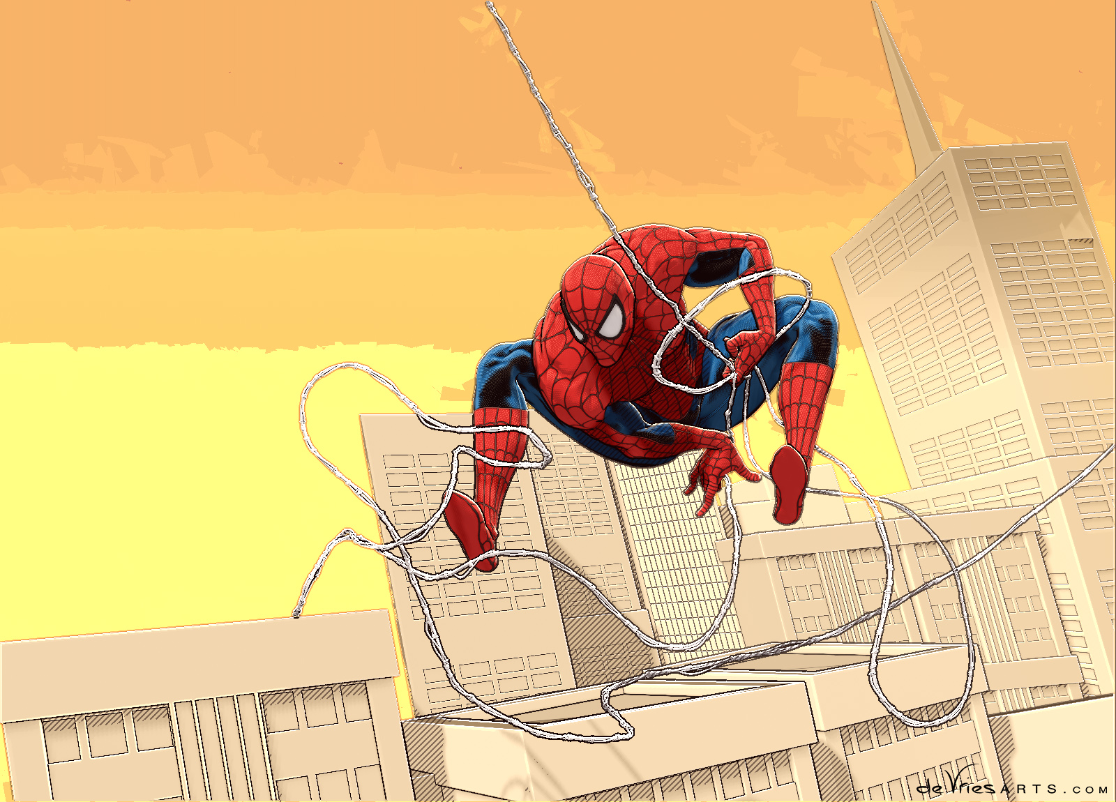 city_spiderman_ThijsDeVries_deVriesArts.jpg