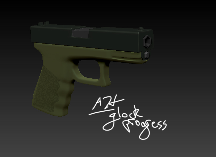 Glock progress.jpg