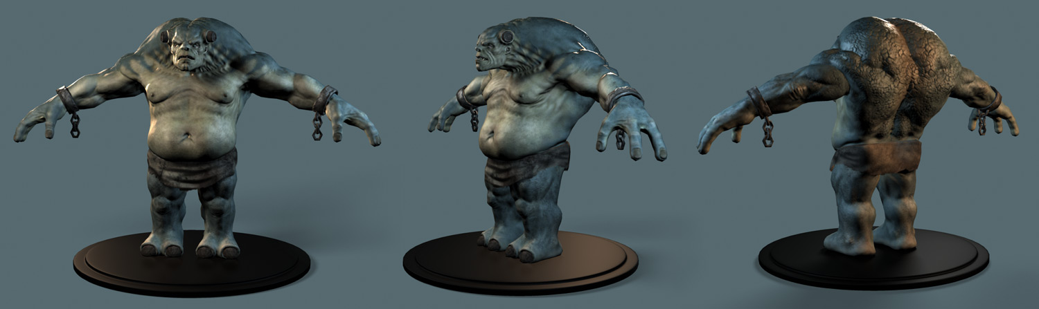 Wartroll Zbrushcentral