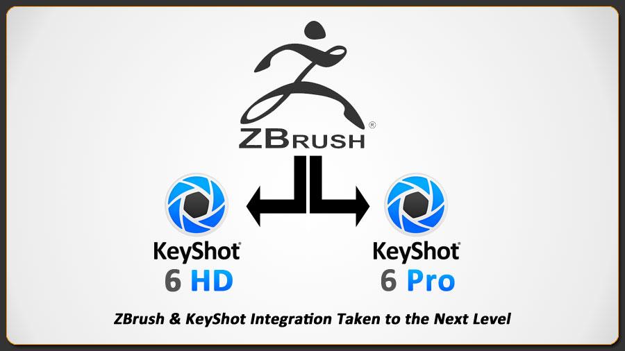 KeyShot 6 Upgrade - ZBrushCentral