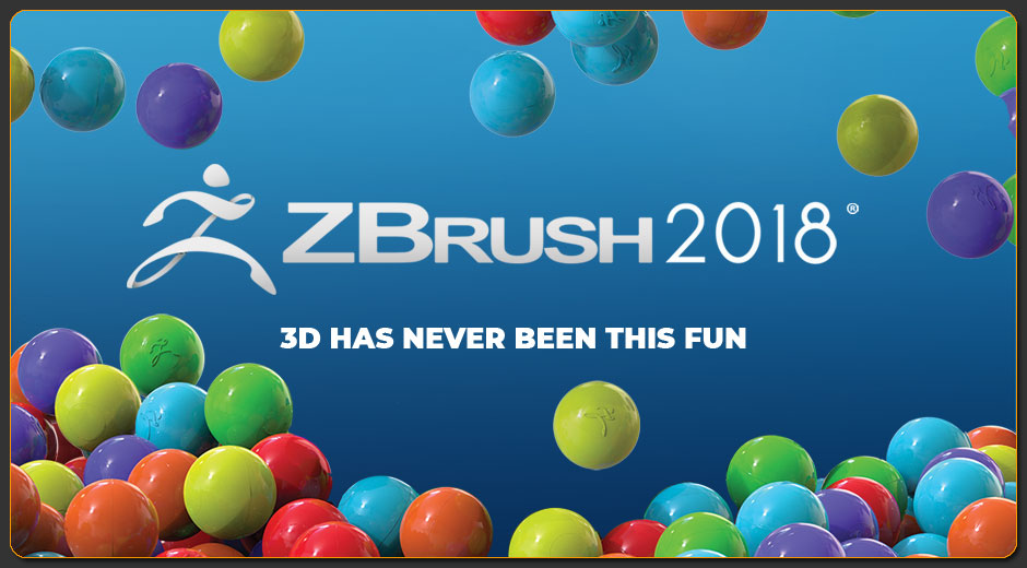 ZBrush 2018 Has Arrived! - ZBrushCentral