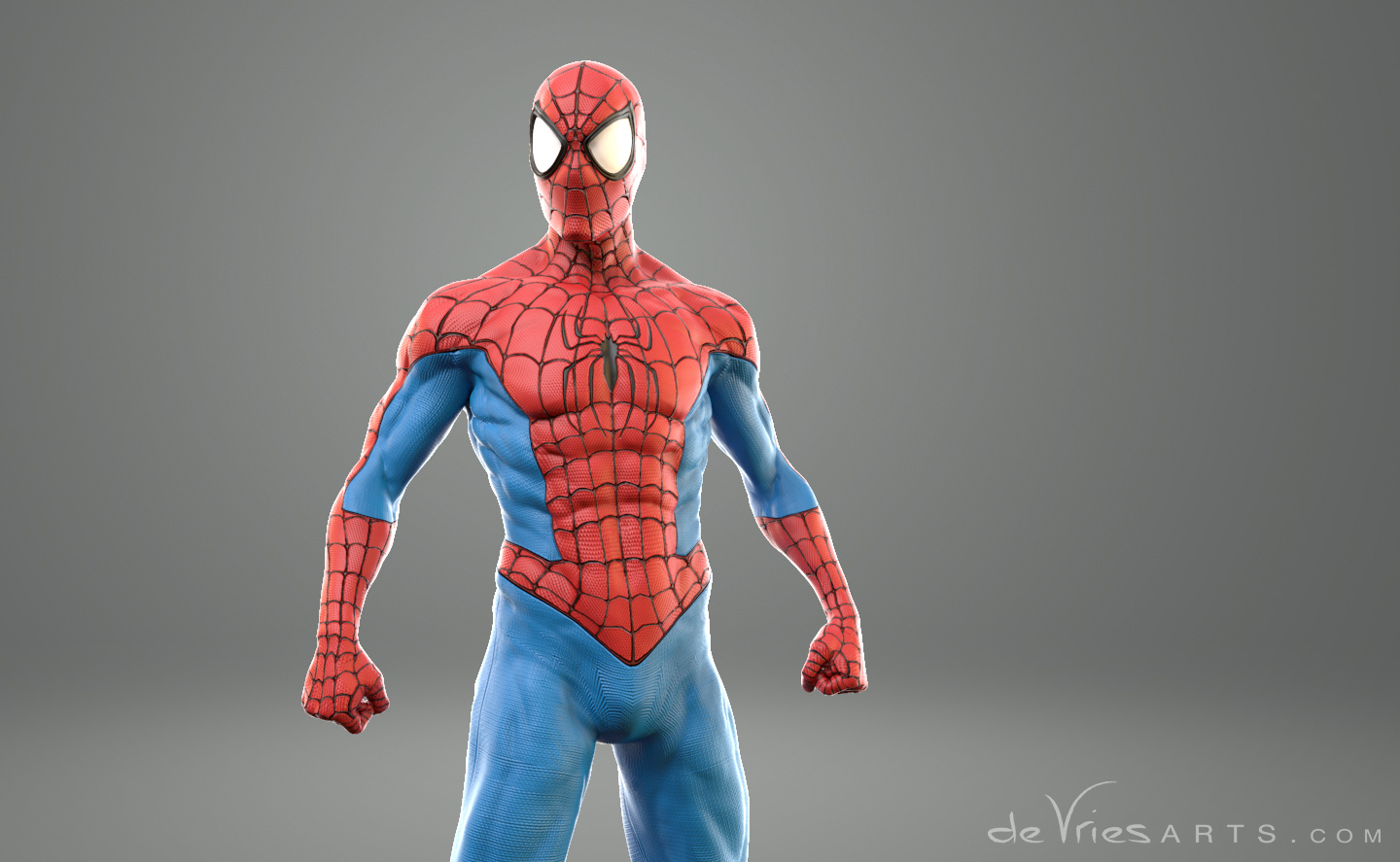closeColor_spiderman_ThijsDeVries_deVriesArts.jpg