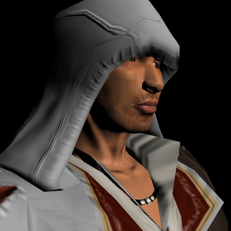 Ezio Auditore Di Firenze Fanart Zbrushcentral