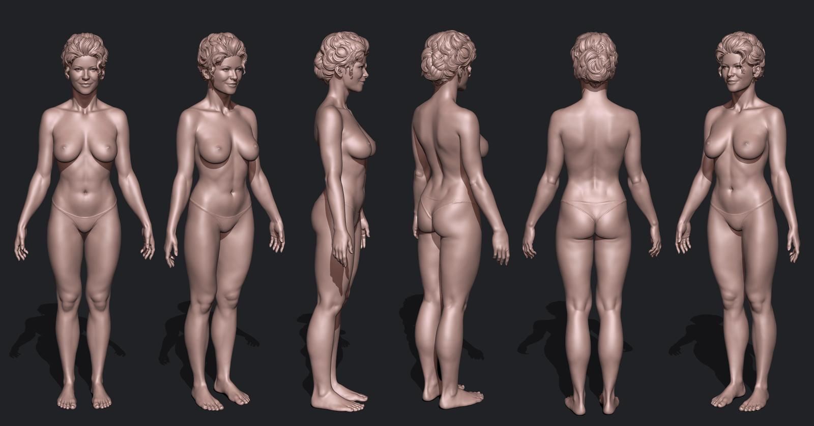 Perfect Body Girls Pics