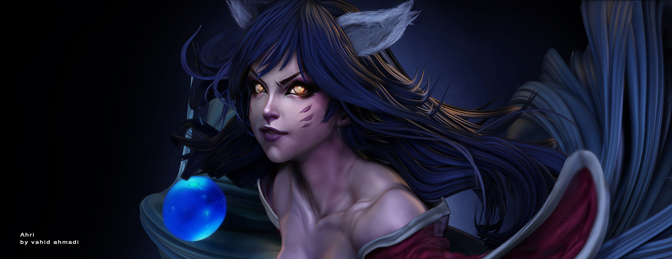 ahri league of legends  by vahid ahmadi ver3-009b.jpg