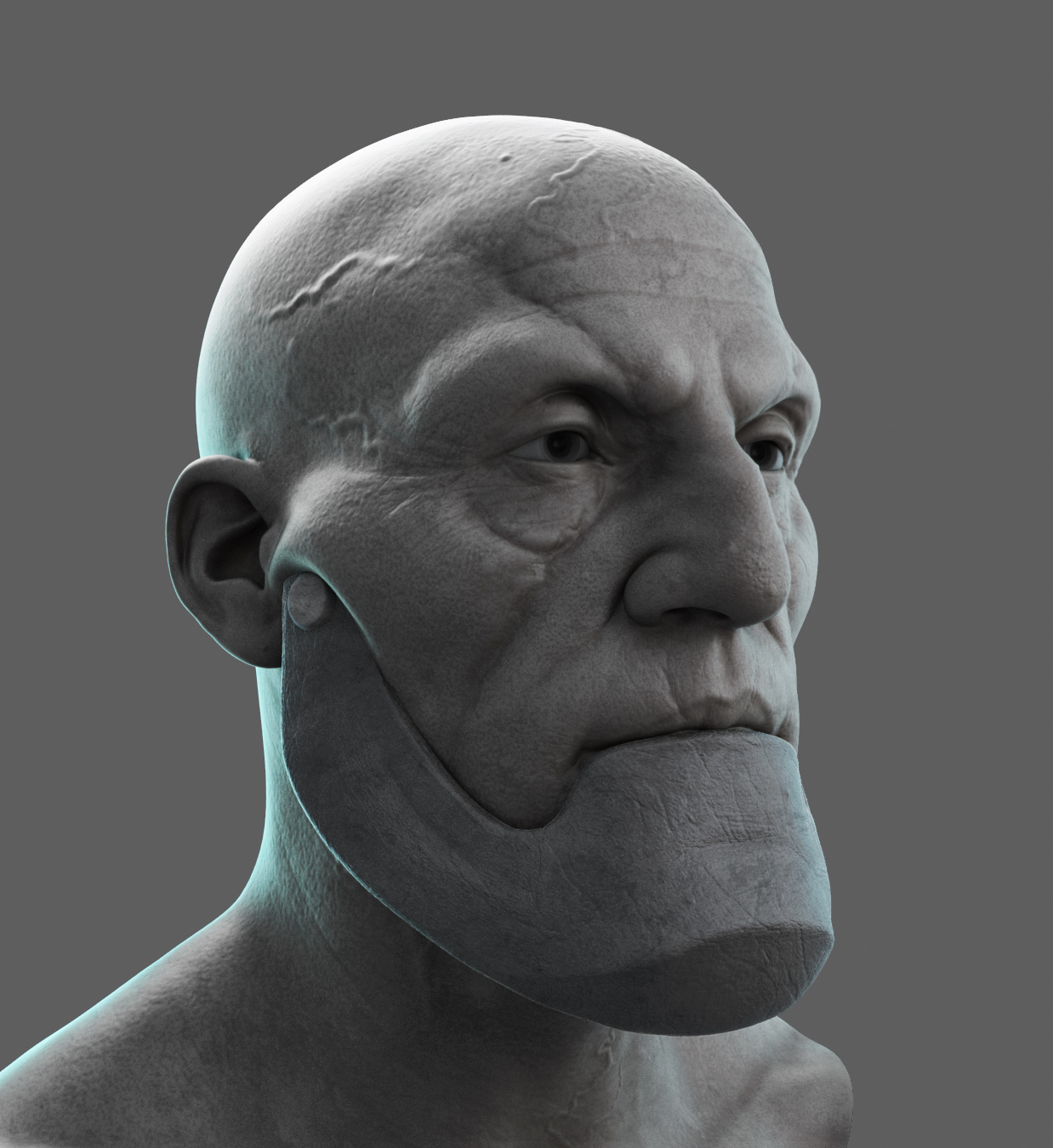 My Last Zbrush Works Zbrushcentral