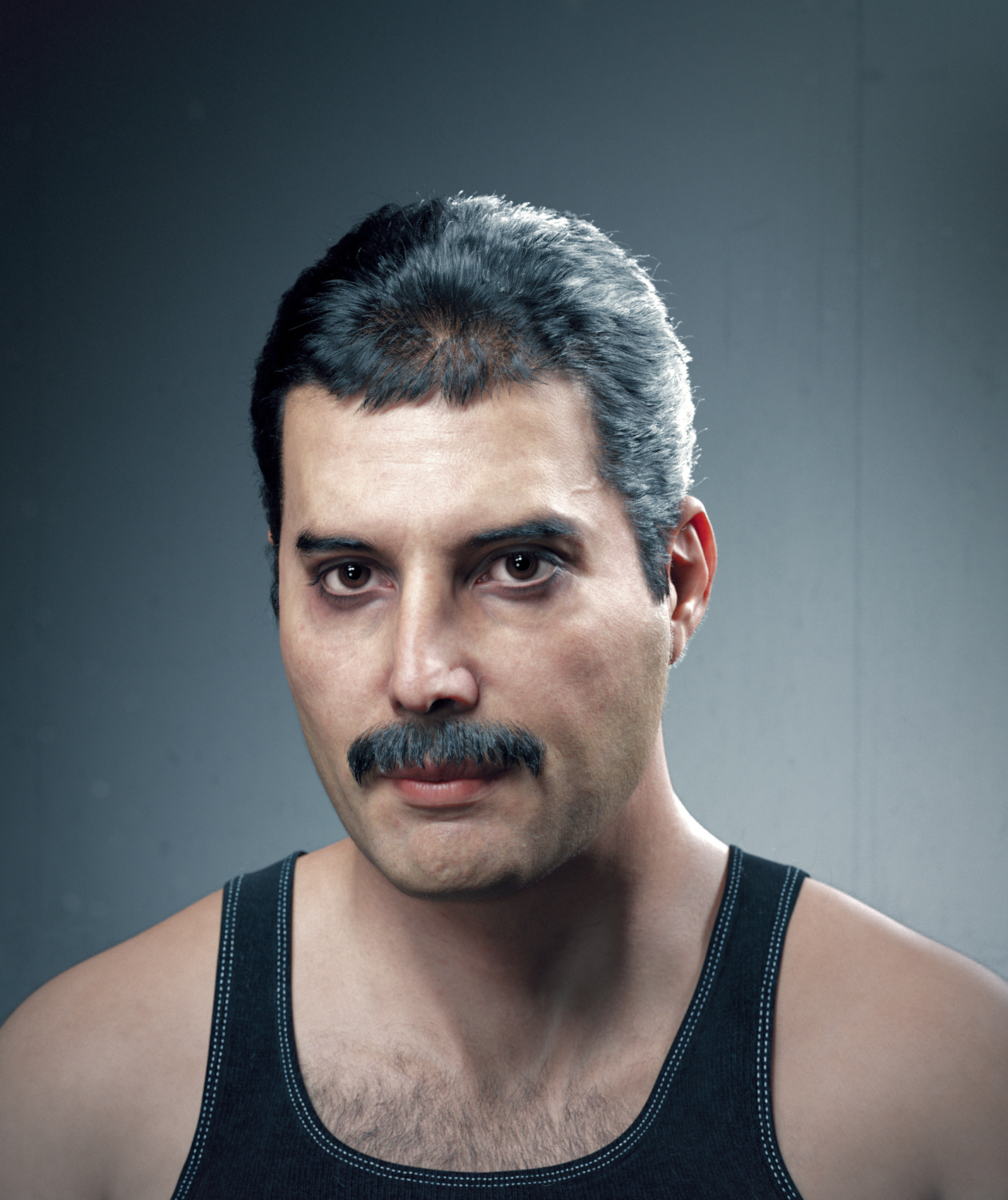 Freddie Mercury Zbrushcentral