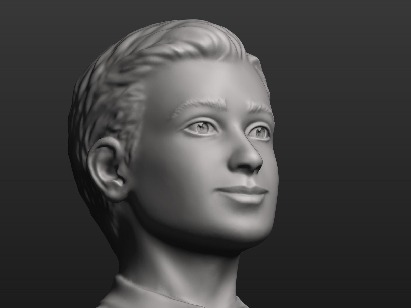 Top Figures - Boy 1
