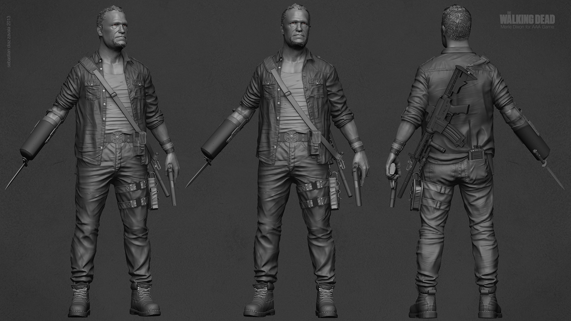 Merle Dixon for Next Gen Games_Sculpting_001.jpg