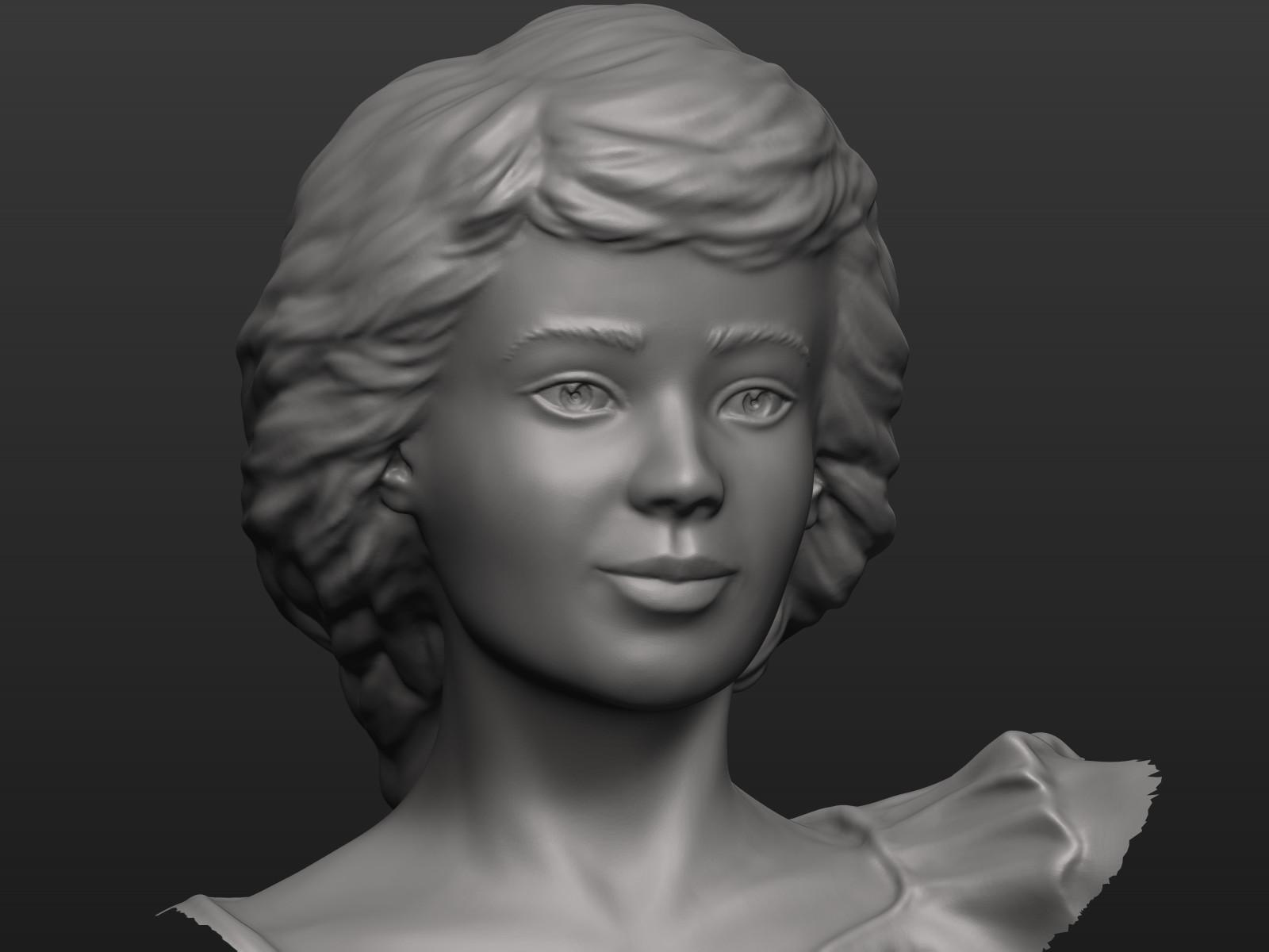 Top Figures - Girl 1