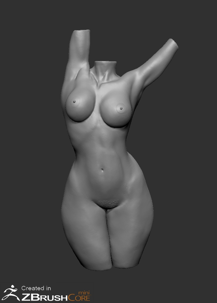 cuerpo mujer