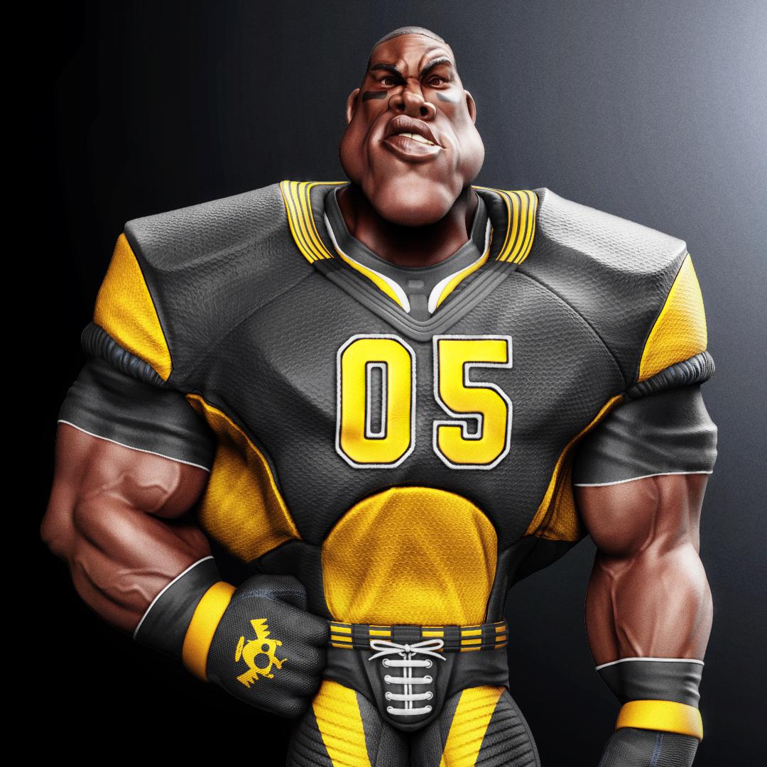 American Football Player_01_INSTAGRAM