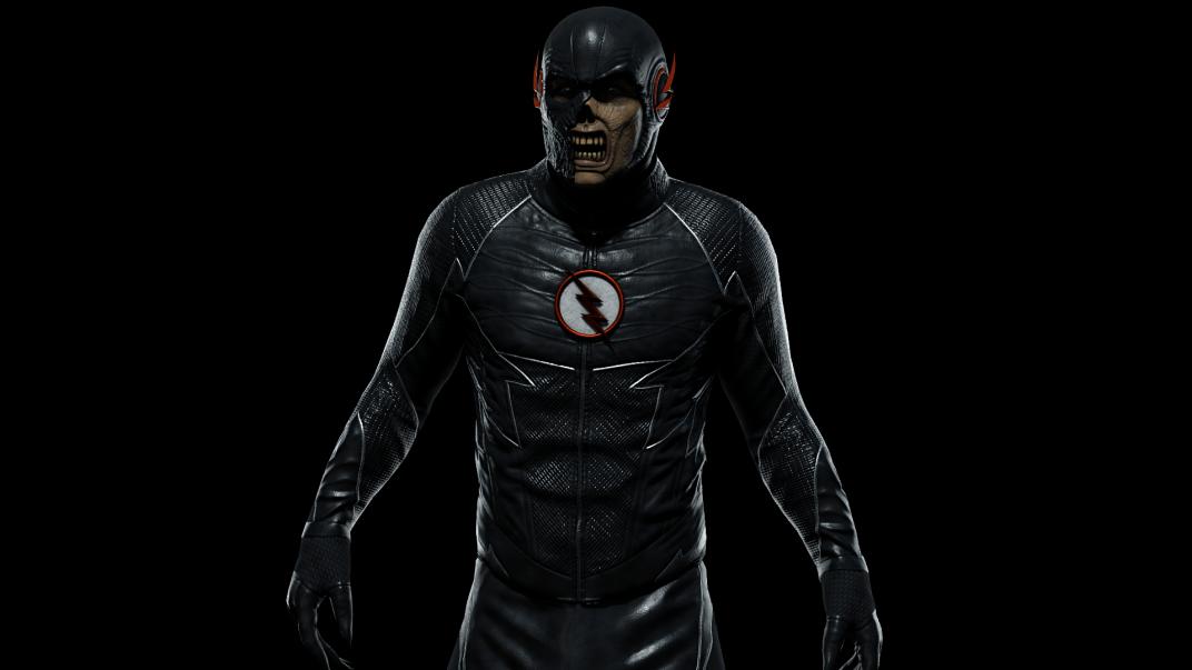 Black Flash Zbrushcentral