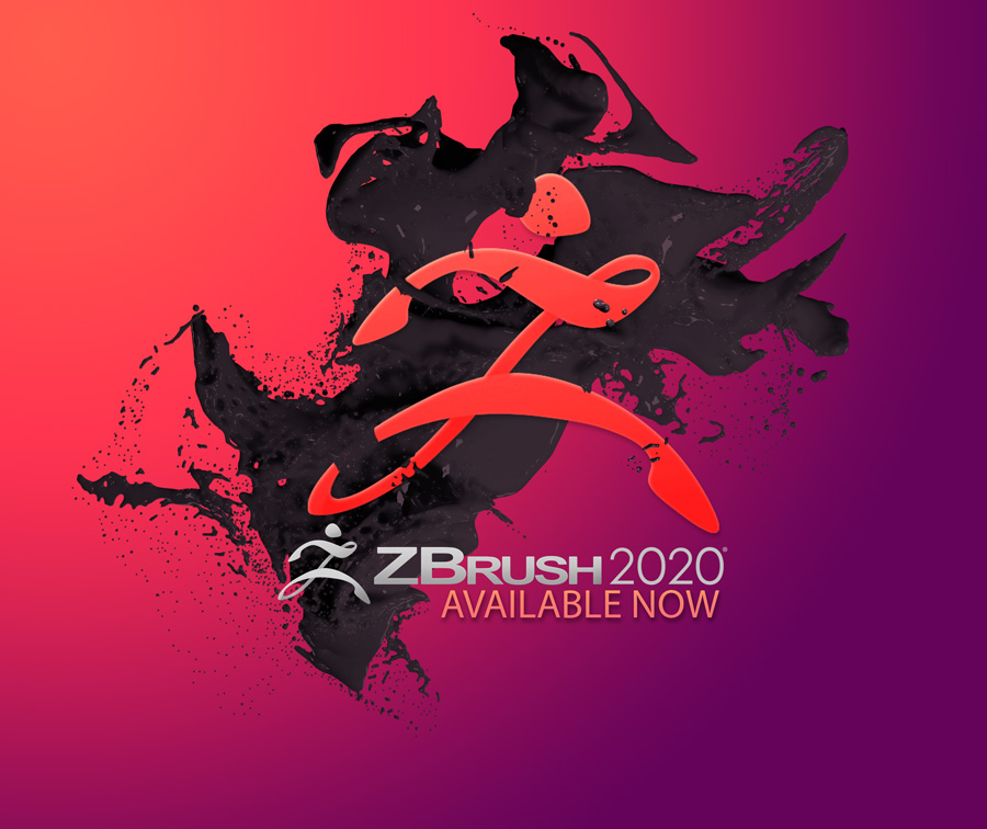 New Releases 2020.Zbrush 2020 Get It Now Zbrushcentral
