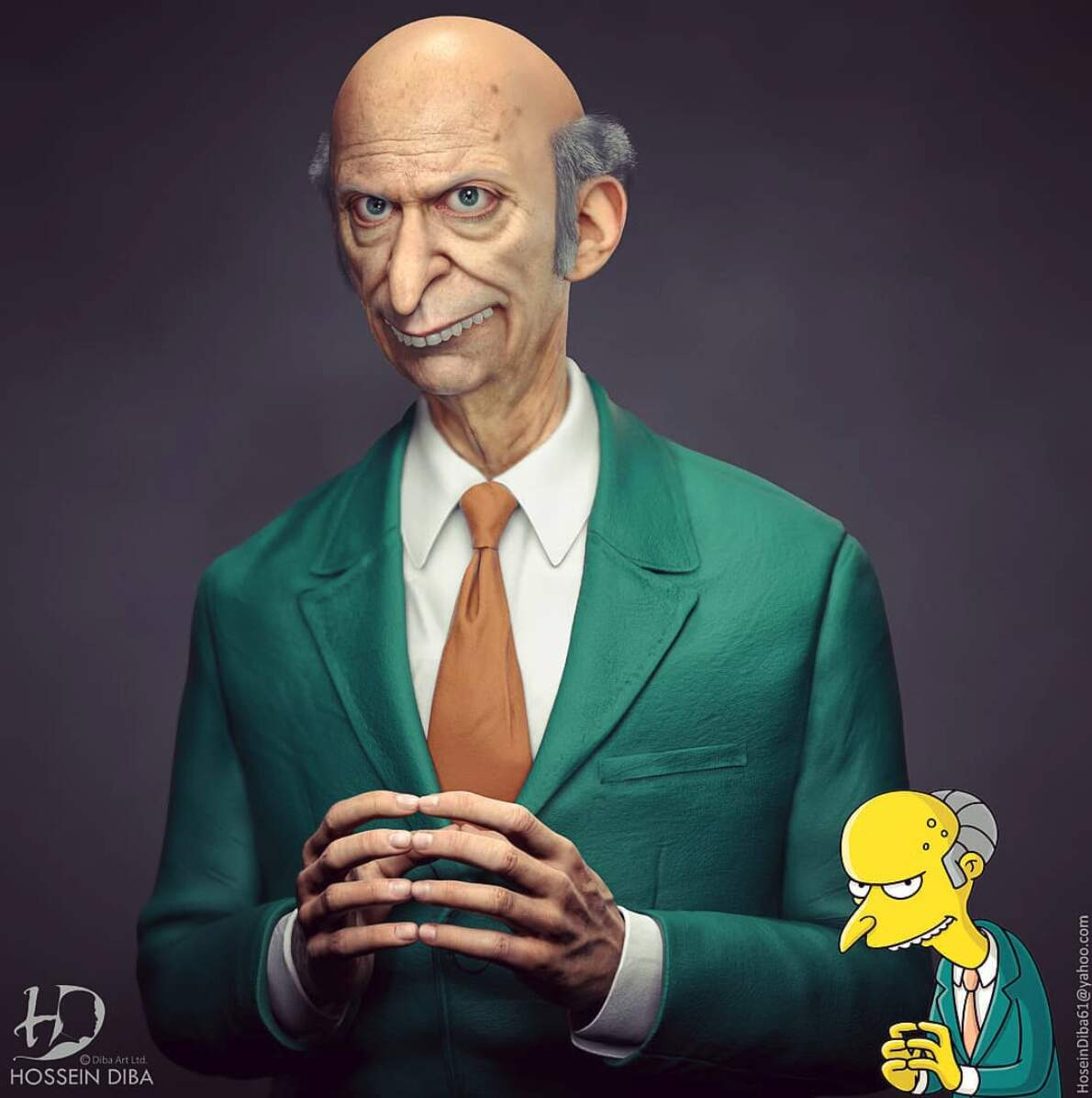 08 Mr Burns